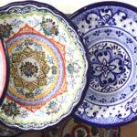 カラフルでメキシコらしい「タラベラ焼き」は大人気のお土産♪