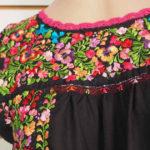 サンアントニーノ村の刺繍服:オアハカで一番人気のメキシコ刺繍