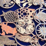 ポップでかわいい、メキシコのブリキ細工「オハラタ」