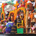 「死者の日」イベントが最も盛り上がるのは、メキシコシティーだ!