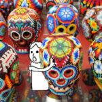 メキシコの民族① フレンドリーなウイチョルの人を探して