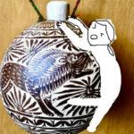 メキシコ伝統の民芸品「ヒカラひょうたんの水筒」を買ったときの話