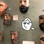 メキシコの仮面はおもしろい!② 仮面は優秀なストーリーテラー!