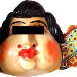 メキシコの仮面はおもしろい!③ どこにでもいるアイツは誰だ