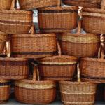メキシコの籠編み技術はすごい!美しいメキシカン・バスケットの世界