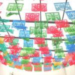 鳩、花、骸骨♪メキシコの切り絵「パペルピカド」が、祭りをカラフルに彩る