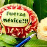 メキシコでの最後の支援:San Mateo del Marへ。被災地の平和を願って
