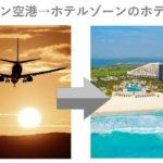 【カンクン空港からホテル移動】一番安くて安心でおすすめな移動方法!!