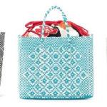 浴衣用かごバッグには、メルカドバッグXSが超絶可愛いのでおすすめ。