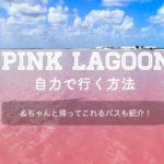 カンクン→ピンクラグーンの行き方(バス)&確実に帰れる方法!(2018)